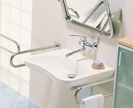 krankenhaus becken mio perfecto design. Black Bedroom Furniture Sets. Home Design Ideas