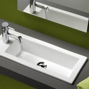 Waschbecken Eingelassen Marken Sanindusa Kollektion San