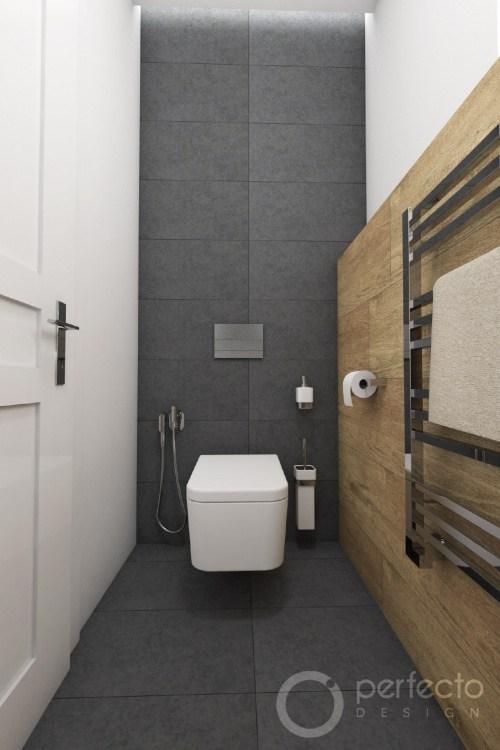 Moderne Toilette BERN   Perfecto design