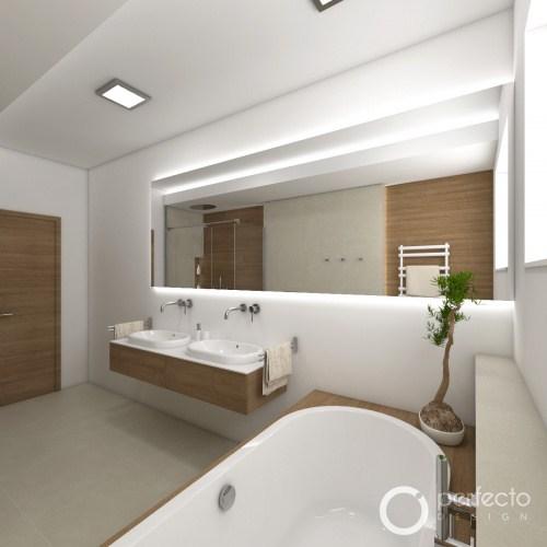 Natur-Badezimmer TEAK | Perfecto design