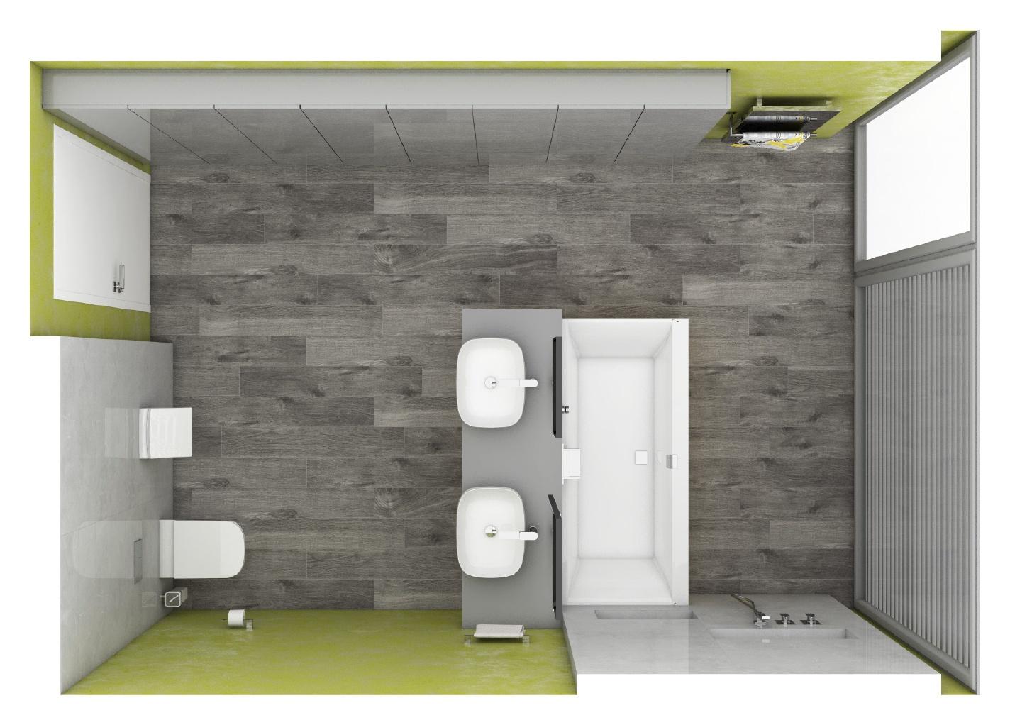 100 grundriss badezimmer badplaner dachschr ge eine for Rideaux dores salon